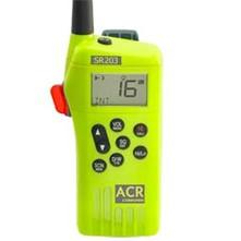 ACR 2828 Multi Channel G.M.D.S.S. With Rechargable Battery SR203