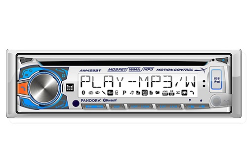 Dual AM425BT AM FM CD Bluetooth Motion Control