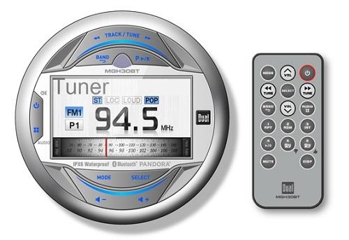Dual MGH30BT AM FM MP3 Stereo With Bluetooth