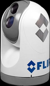 FLIR M625L Thermal Imager 9HZ NTSC 640 X 480 Dual Payload