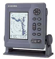 Furuno 1623 2Kw LCD Radar With 10 Meter Cable