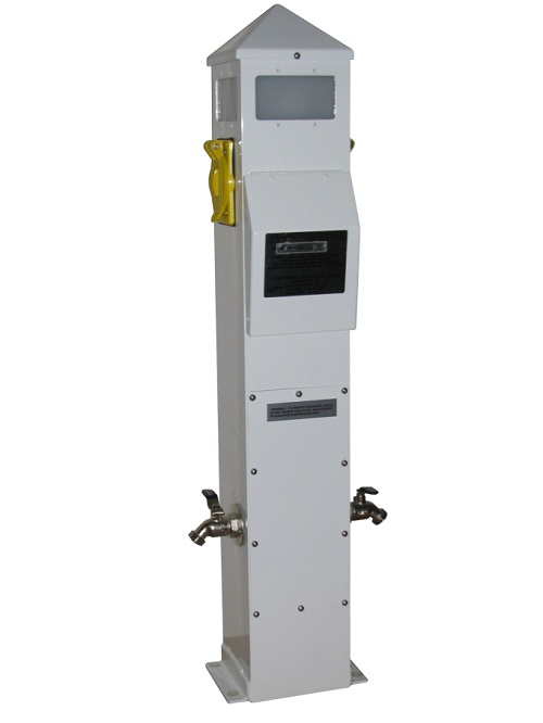 Int'l Dock SPC-36-2T Shore Power Pedestal
