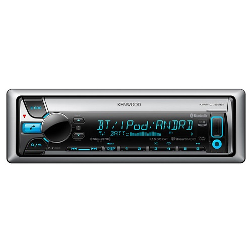 Kenwood KMR-D765BT AM FM CD With Bluetooth