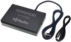 Kenwood KTC-HR300 HD Radio Tuner Box With Itunes Tagging
