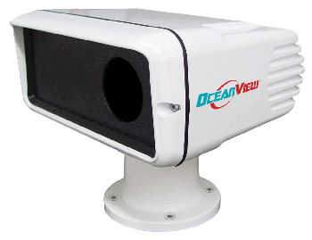 Oceanview Apollo II Thru-hull Thermal Only Camera