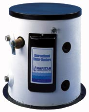 Raritan 171211 12GAL Water Htr 120 Vac W  Heat Exchanger