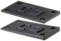 Shakespeare 414 Rubber Shims F 4187 Mount 4 In A Pack