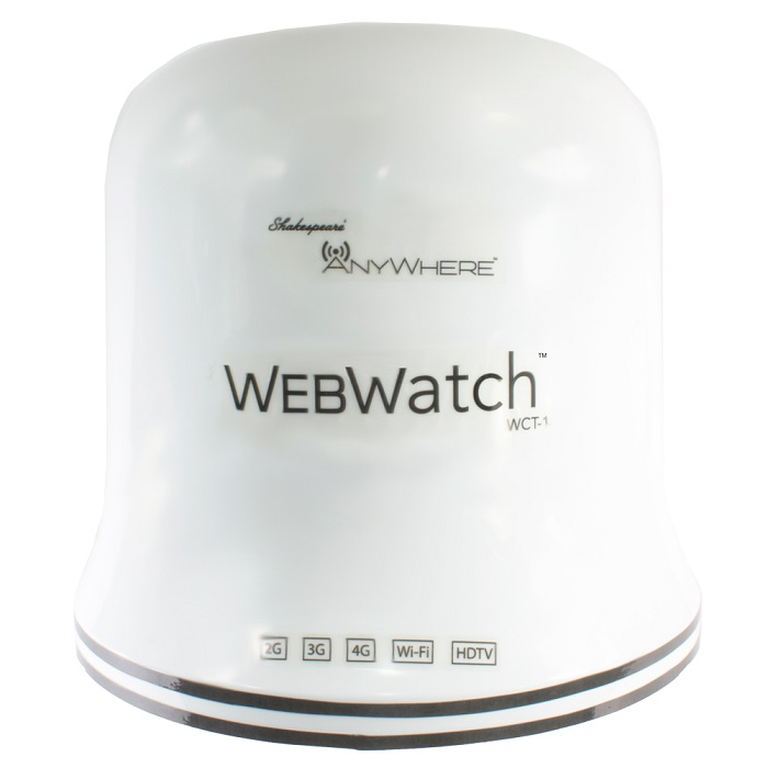 Shakespeare Webwatch WCT-1 Cellular Modem WI-FI Amp TV