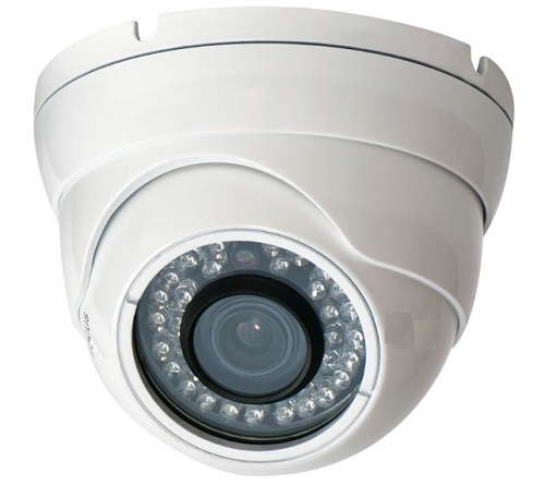 Speco VLEDT2HW Dome Camera 24 L.E.D. IR 3.6MM Lens