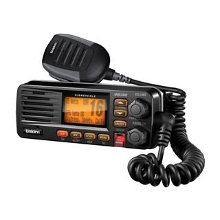 Uniden Solara D-BK Black VHF Class D DSC 25 Watt