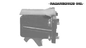 Wintron RSW-M Paddle Wheel For: Radarsonics Transom mount Tri