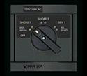 Blue Sea Systems 360 AC Src Sel, 65A P+S 240V-Sh 240V-Gen