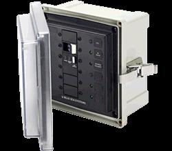 Blue Sea Systems Enclosure SMS, 120VAC ELCI 50A