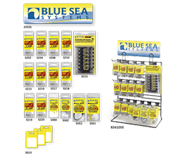 Blue Sea Systems Retail Kit, Micro AGC Fuse & Block