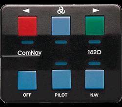 ComNav Marine 1420 System w  Morse Cable Drive
