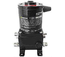 ComNav Marine 100ci, 12v Teleflex Hydraulic Pump