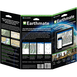 DeLorme Earthmate Mobile App for Outdoor