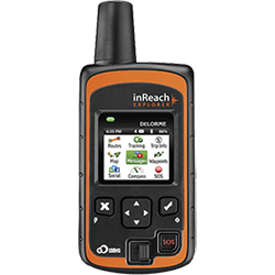 DeLorme inReach Explorer Satellite Communicator