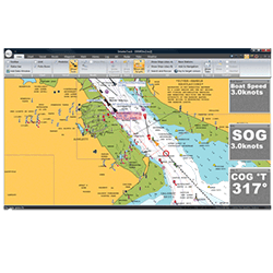 Digital Yacht SmarterTrack 2014 PC Nav Software
