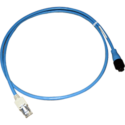 Furuno NavNet PC Adapter Cable, 6 pin to RJ45