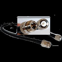 Furuno Cable assembly .4M TNC Plug Felcom 15