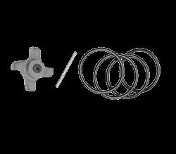 Furuno Repl Paddlewheel kit for B744V-L