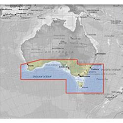 Furuno MM3 Chart, Austrailia-South