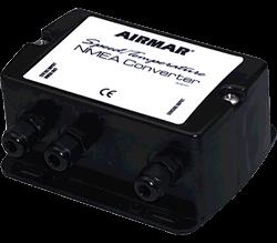 GEMECO Analog to NMEA Speed Temp Converter