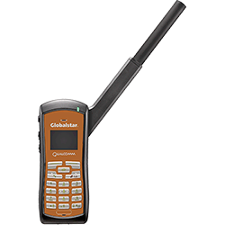 Globalstar Portable HH Sat Phone GSP-1700, Copper