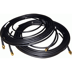 Globalstar Extention Cable for Active Antenna, 86'