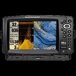 Humminbird 959ci HD DI 8 Combo, Down Imaging