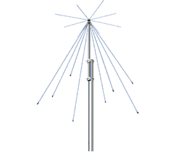 Icom Super Wideband Discone Antenna