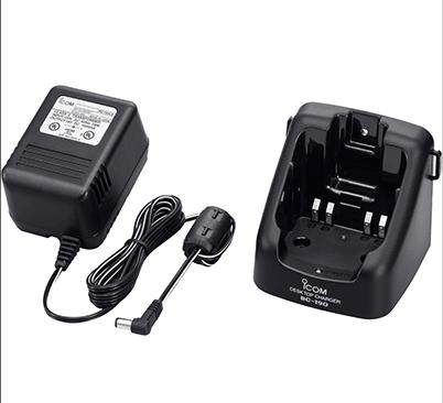Icom 220V Sensing Rapid Charger F50 60 Radios