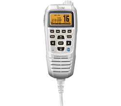 Icom Command Mic IV for M424-506, White