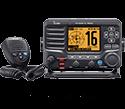 Icom M506 VHF w  Hailer, AIS, N2K, Rear Mic