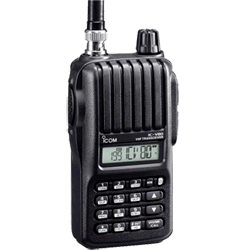 Icom V80 2M Amateur Radio w  BP-265 Battery