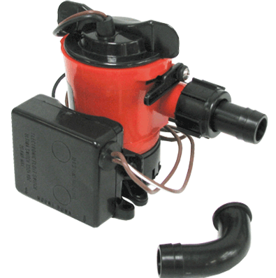 Johnson Pump Ultima Combo Bilge Pump 1000GPH, 24V