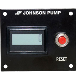 Johnson Pump Bilge Pump Counter, 12-32 VDC