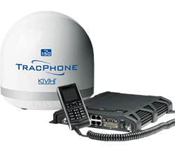KVH FB150 Fleet Broadband w  19