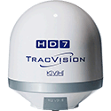 KVH TracVision HD7, Tri-Amer., Tapered Base