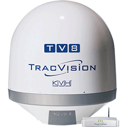 KVH TracVision TV8 for Linear Systems