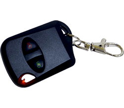 Lumishore Keyfob Remote Control, 12 Volt only