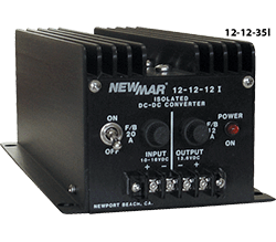 Newmar Power Stabilizer, 12 Volt, 35 Amp