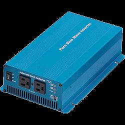 Newmar Inverter, 1500 Watt/120VAC, 12 VDC Input