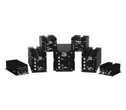 Newmar Converter, 32-50VDC to 24.5VDC 35 Amp