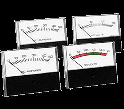 Newmar Analog AC Ammeter, 2.5