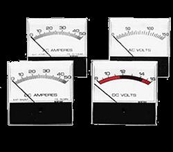 Newmar Analog AC Voltmeter, 2.5