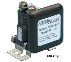 Newmar Battery Integrator, 12V, 200 Amp