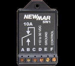 Newmar Digital Instrument Alarm Relay
