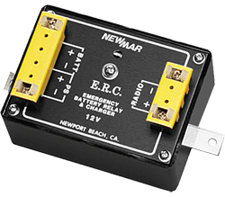 Newmar Emergency Relay/Charger 24V, 35A custom